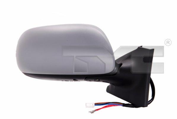 Rétroviseur extérieur - TYC - 336-0058