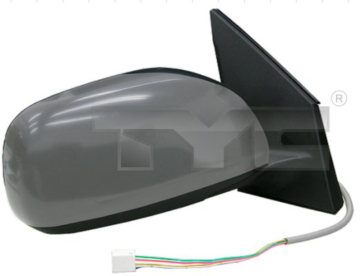 Rétroviseur extérieur - TYC - 336-0064