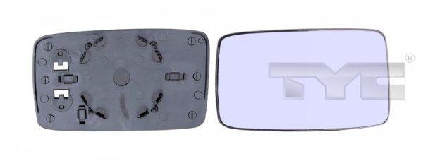 Vitre-miroir, unité de vitreaux - TCE - 99-337-0003-1