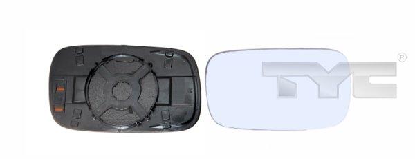 Vitre-miroir, unité de vitreaux - TCE - 99-337-0031-1