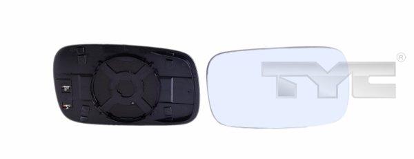 Vitre-miroir, unité de vitreaux - TYC - 337-0034-1