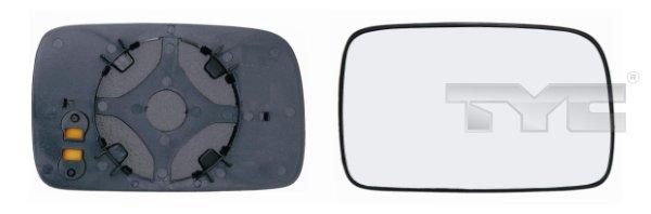 Vitre-miroir, unité de vitreaux - TCE - 99-337-0041-1