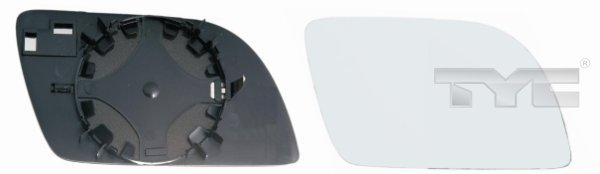 Vitre-miroir, unité de vitreaux - TCE - 99-337-0062-1