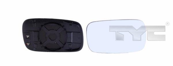 Vitre-miroir, unité de vitreaux - TCE - 99-337-0110-1