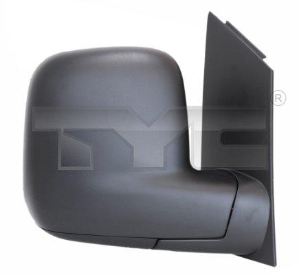 Rétroviseur extérieur - TYC - 337-0129
