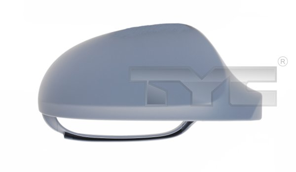 Revêtement, rétroviseur extérieur - TYC - 337-0136-2