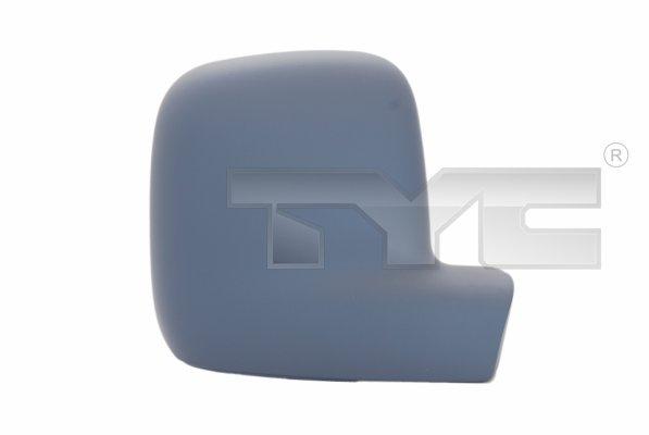 Revêtement, rétroviseur extérieur - TYC - 337-0147-2