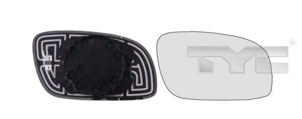Vitre-miroir, unité de vitreaux - TCE - 99-337-0165-1