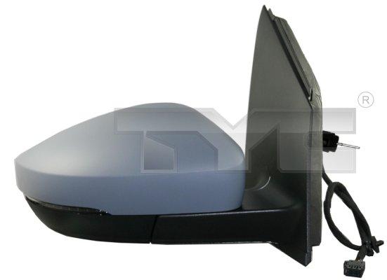Rétroviseur extérieur - TYC - 337-0183