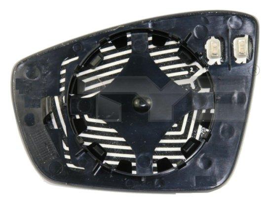 Vitre-miroir, unité de vitreaux - TCE - 99-337-0184-1