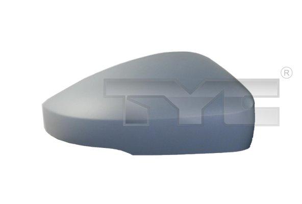 Revêtement, rétroviseur extérieur - TYC - 337-0184-2