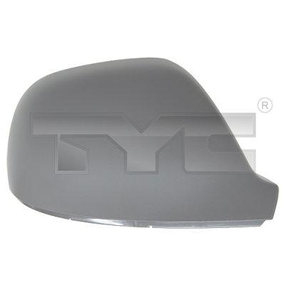 Revêtement, rétroviseur extérieur - TYC - 337-0191-2