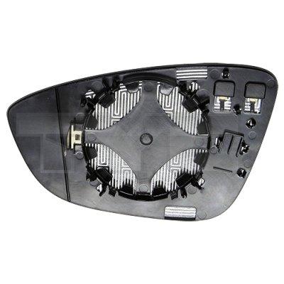 Verre de rétroviseur, rétroviseur extérieur - TCE - 99-337-0218-1