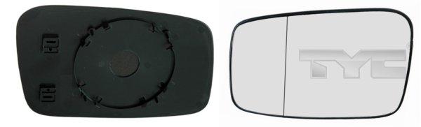 Vitre-miroir, unité de vitreaux - TCE - 99-338-0006-1