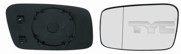 Vitre-miroir, unité de vitreaux - TCE - 99-338-0008-1