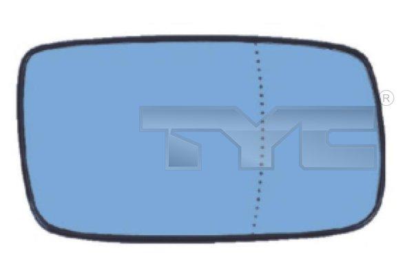 Vitre-miroir, unité de vitreaux - TCE - 99-338-0009-1