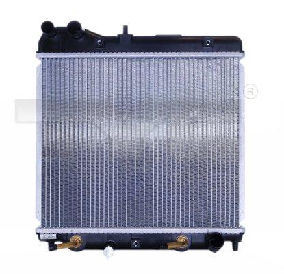 Radiateur, refroidissement du moteur - TYC - 712-1001