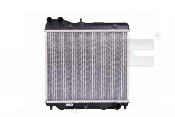 Radiateur, refroidissement du moteur - TYC - 712-1003