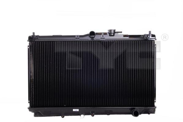 Radiateur, refroidissement du moteur - TYC - 712-1007