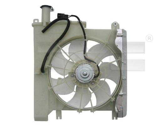 Ventilateur, refroidissement du moteur - TCE - 99-836-1002