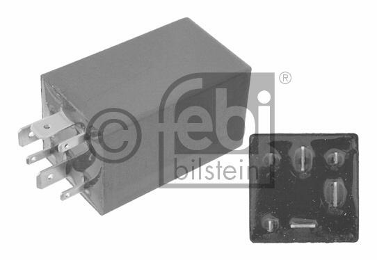 Relais, pompe à carburant - FEBI BILSTEIN - 01483