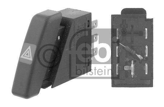Interrupteur de signal de détresse - FEBI BILSTEIN - 01515
