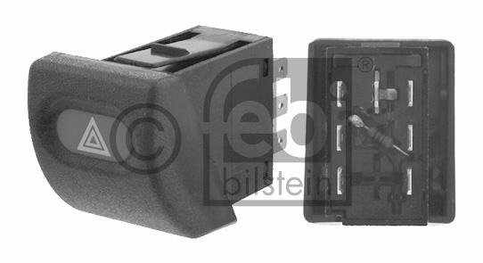 Interrupteur de signal de détresse - FEBI BILSTEIN - 01565