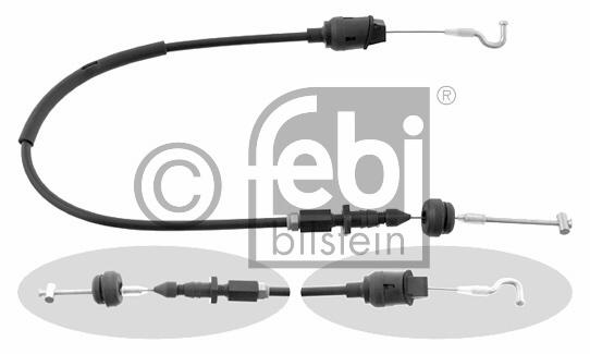 Câble d'accélération - FEBI BILSTEIN - 01764