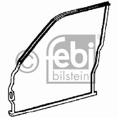 Joint d'étanchéité de porte - FEBI BILSTEIN - 01957