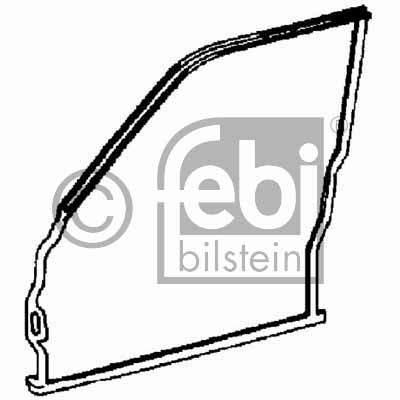 Joint d'étanchéité de porte - FEBI BILSTEIN - 01960