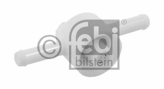Soupape, filtre à carburant - FEBI BILSTEIN - 02087