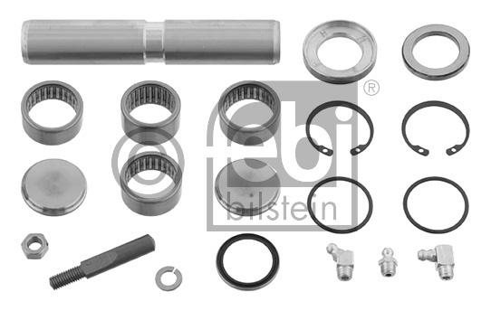 Kit d'assemblage, pivot de fusée d'essieu - FEBI BILSTEIN - 02170