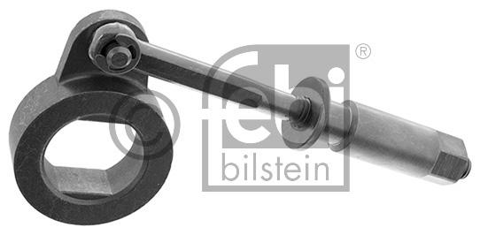 Tendeur, courroie trapézoïdale à nervures - FEBI BILSTEIN - 02426