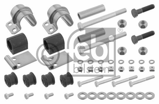 Kit de réparation, suspension du stabilisateur - FEBI BILSTEIN - 02566