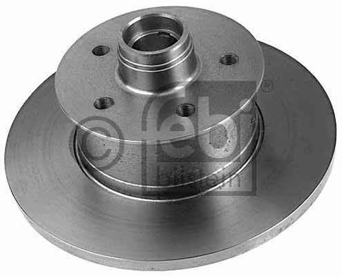 Disque de frein - FEBI BILSTEIN - 02584