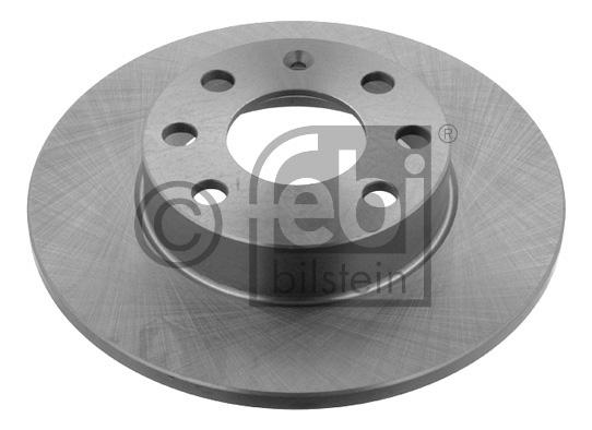 Disque de frein - FEBI BILSTEIN - 02586