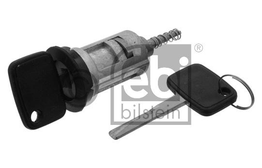 Cylindre de fermeture, serrure de contact d'allumage - FEBI BILSTEIN - 02743