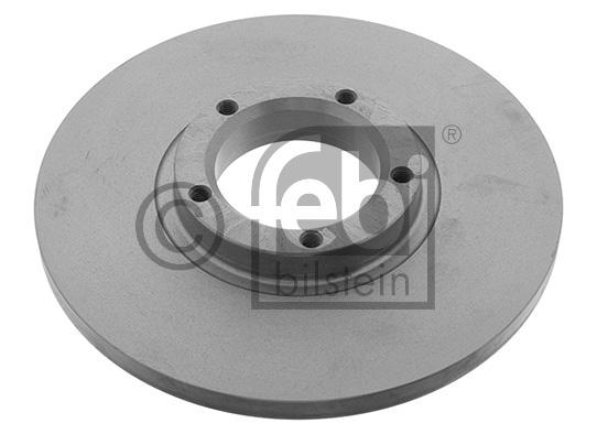 Disque de frein - FEBI BILSTEIN - 03166