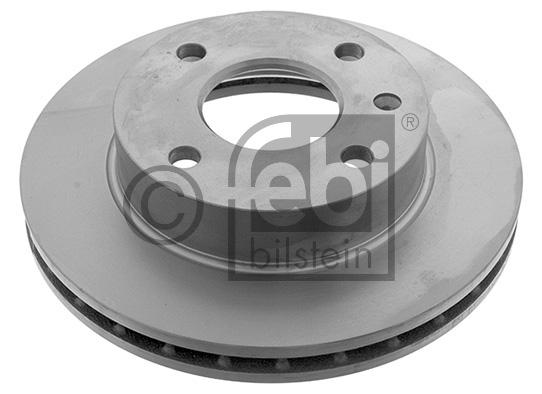Disque de frein - FEBI BILSTEIN - 03167