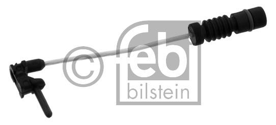 Contact d'avertissement, usure des garnitures de frein - FEBI BILSTEIN - 03902