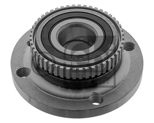 Moyeu de roue - FEBI BILSTEIN - 04044