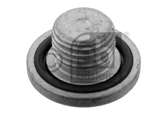 Vis-bouchon, carter d'huile - FEBI BILSTEIN - 04572