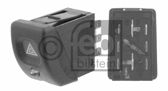Interrupteur de signal de détresse - FEBI BILSTEIN - 04718