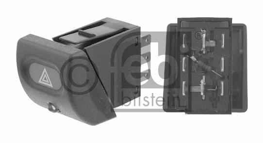 Interrupteur de signal de détresse - FEBI BILSTEIN - 04719