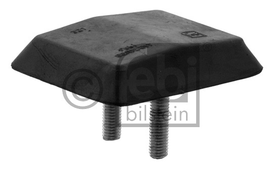 Butée élastique, suspension - FEBI BILSTEIN - 04822