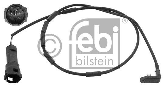 Contact d'avertissement, usure des garnitures de frein - FEBI BILSTEIN - 05109
