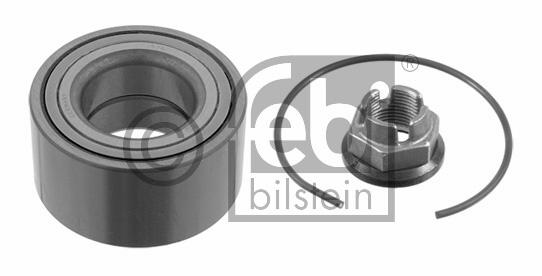 Jeu de roulements de roue - FEBI BILSTEIN - 05528