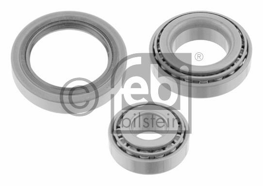 Jeu de roulements de roue - FEBI BILSTEIN - 05581