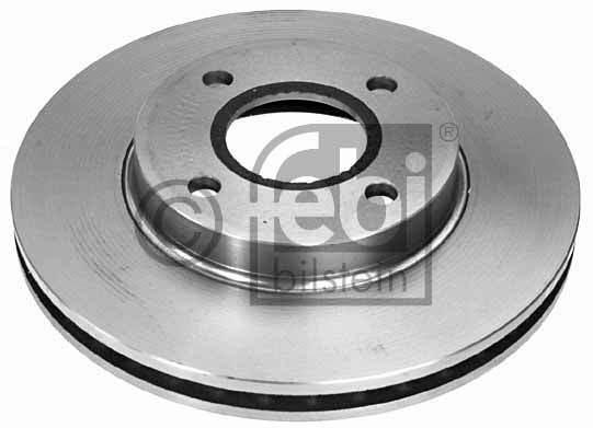 Disque de frein - FEBI BILSTEIN - 05645