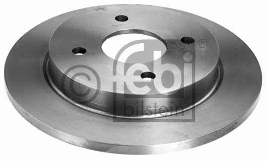 Disque de frein - FEBI BILSTEIN - 05652